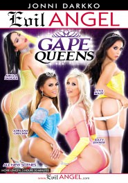 Gape Queens DVD Cover