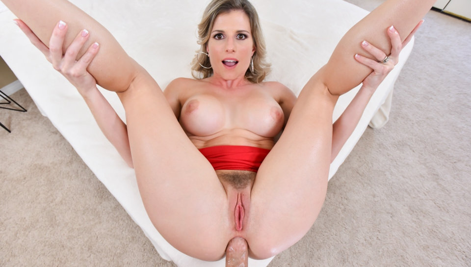 Cheating StepMILF Anally Mind-Fucked!