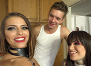 Download BTS - Adriana Chechik Is The Squirt Queen - Toni Ribas & Markus Dupree & AJ Applegate & Adriana Chechik & Leigh Raven