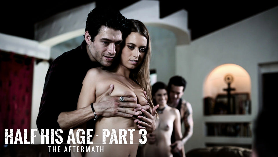 Half His Age – Part 3 – Kristen Scott, Jill Kassidy