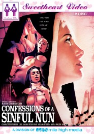 Confessions Of A Sinful Nun DVD Cover