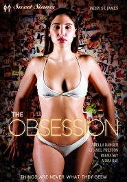 The Obsession DVD Cover
