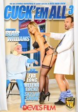 Cuck 'Em All #03 Dvd Cover