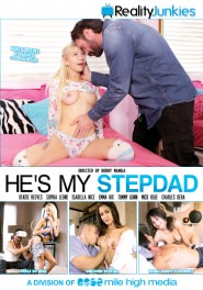 He's My Stepdad Dvd Cover