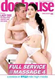 Full Service Massage #04 DVD Cover