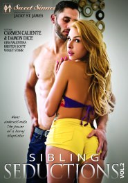 Sibling Seductions #02 DVD Cover