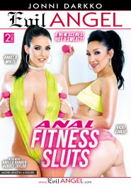 Anal Fitness Sluts DVD Cover