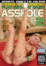 Play With My Hairy Asshole #02 Dvd Cover