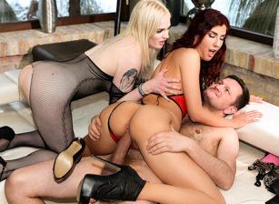 Rocco's Dirty Girls #03, Scene #01