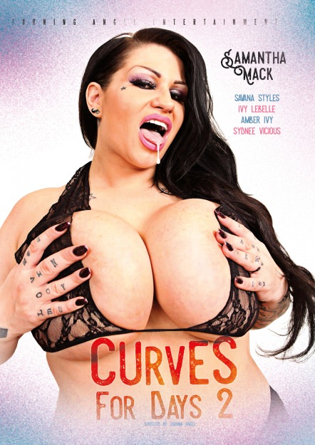 Curves For Days #02 Dvd Cover