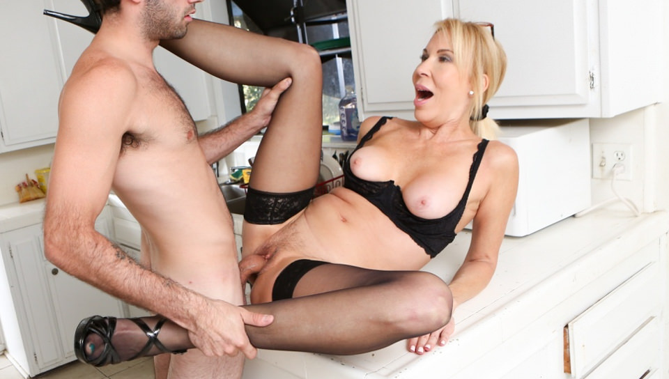 Horny Grannies Love To Fuck #12, Scene #04
