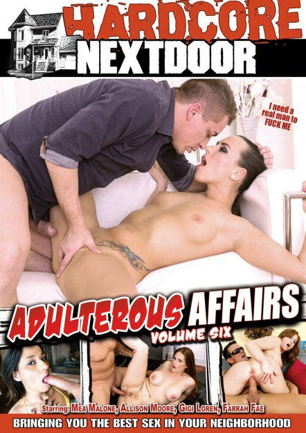 Adulterous Affairs #06 Dvd Cover