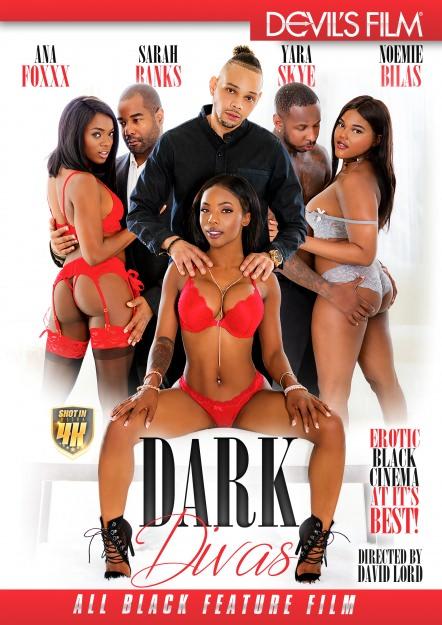 Dark Divas Dvd Cover