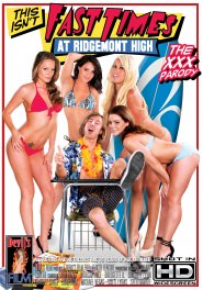 This Isn't Fast Times At Ridgemont High - The XXX Parody DVD Cover