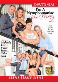 I'm A Nymphomaniac Like Mom #02 Dvd Cover