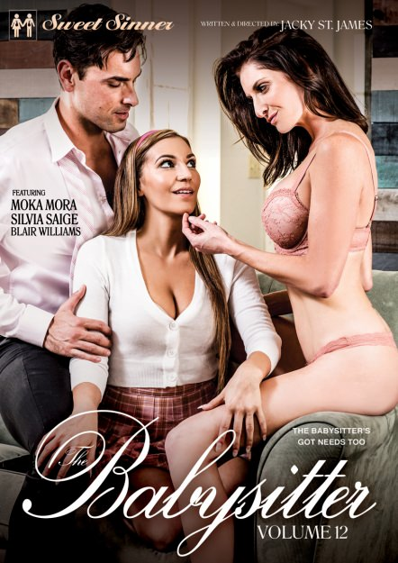 The Babysitter #12 Dvd Cover
