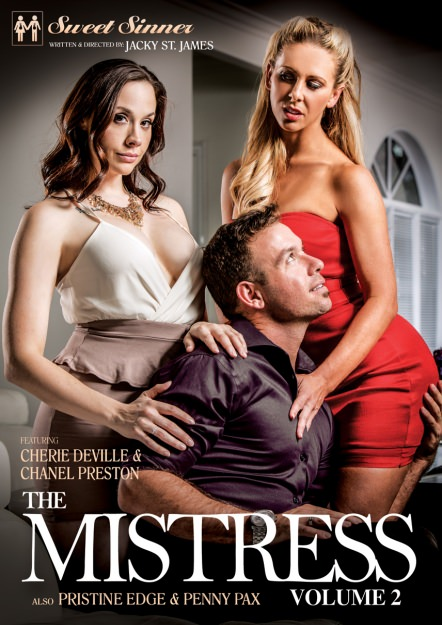 The Mistress #02 Dvd Cover