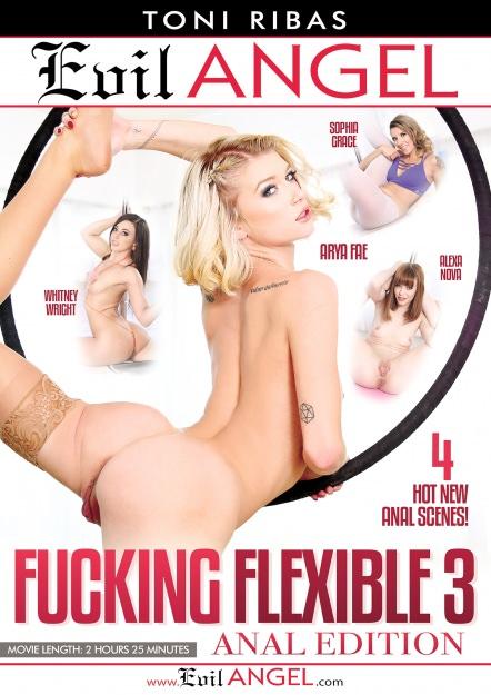 Fucking Flexible #03 Dvd Cover