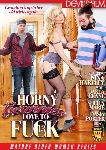 Horny Grannies Love to Fuck #13