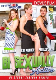 Bi-Sexually Active DVD Cover