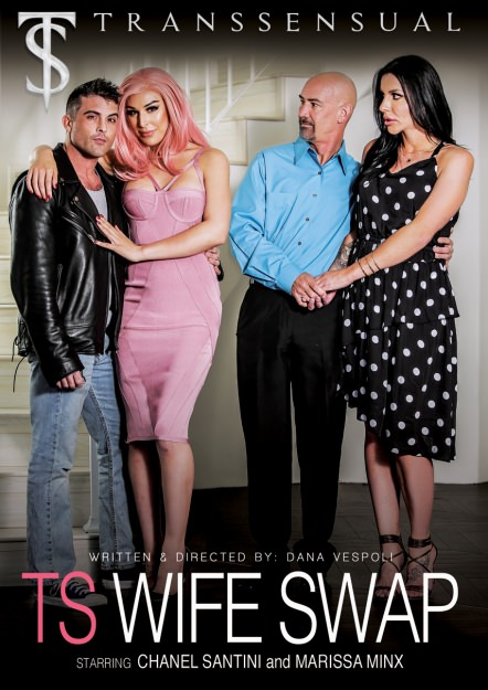 TS Wife Swap Dvd Cover
