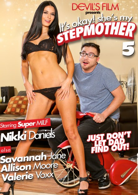 It's Okay She's My Stepmother #05 Dvd Cover