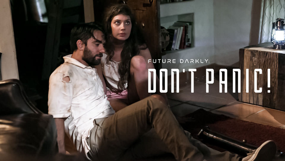 Future Darkly: Don't Panic!, Scene #01