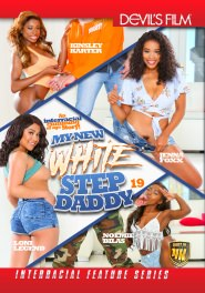 My New White Stepdaddy #19 DVD Cover