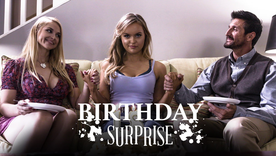 Birthday Surprise – Sarah Vandella, River Fox