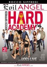 Rocco Siffredi Hard Academy #04 Dvd Cover