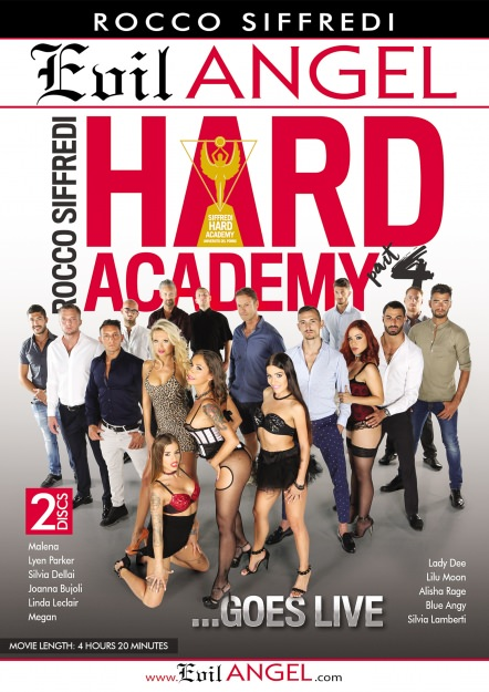 Rocco Siffredi Hard Academy #04