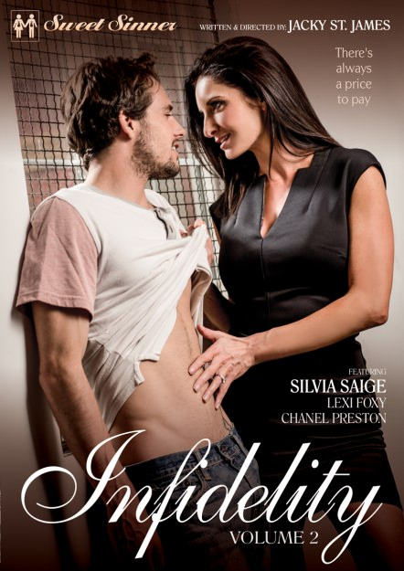 Infidelity #02 Dvd Cover
