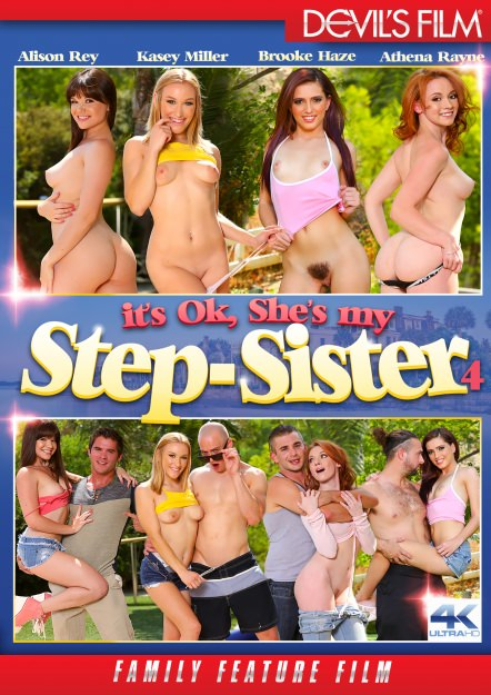 It's Okay! She's My Stepsister #04 Dvd Cover