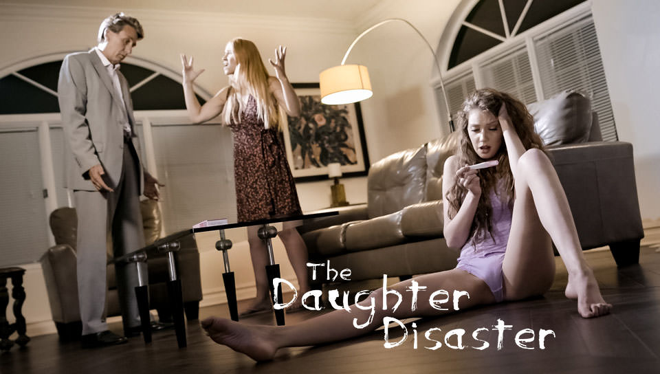 The Daughter Disaster – Sarah Vandella, Elena Koshka