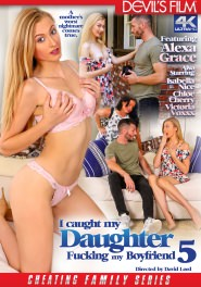 I Caught My Daughter Fucking My Boyfriend #05 DVD Cover