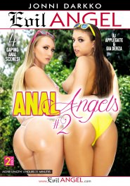 Anal Angels #02 DVD Cover
