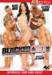 Blacked Out #10 DVD Cover