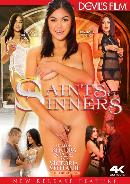 Saints & Sinners Dvd Cover