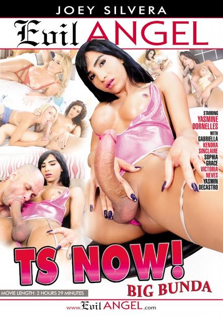 TS NOW! Big Bunda Dvd Cover