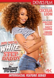 My New White Stepdaddy #20 DVD Cover