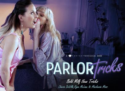 Parlor Tricks: Bold MILF, New Tricks