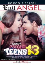 Rocco's Psycho Teens #13 Dvd Cover