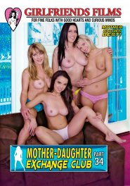 Mother Daughter Exchange Club #34 Dvd Cover