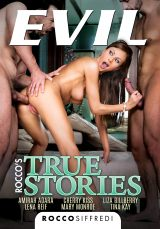 Rocco's True Stories Dvd Cover