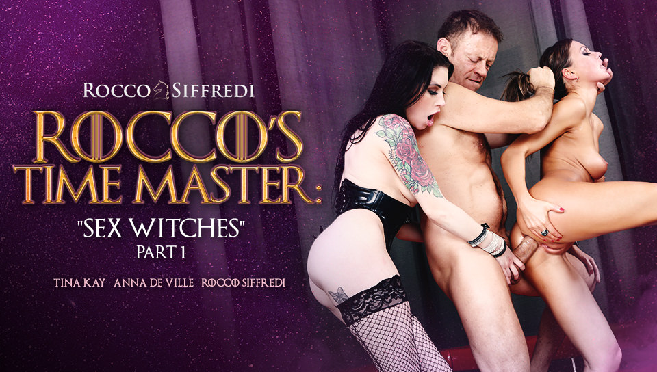 Time Master Sex Witches, Scene #01