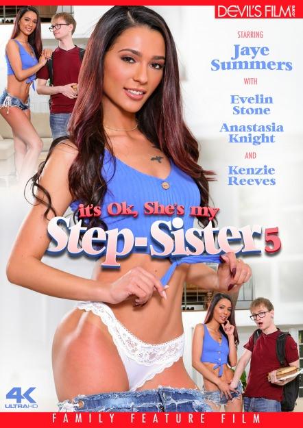 It's Okay She's My StepSister #05 Dvd Cover