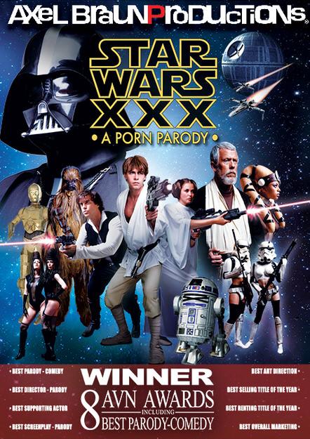 Star Wars XXX: A Porn Parody