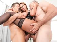 Download Big-Boob Bridgette's Anal/DP Threesome - Mick Blue & Ramon Nomar & Bridgette B