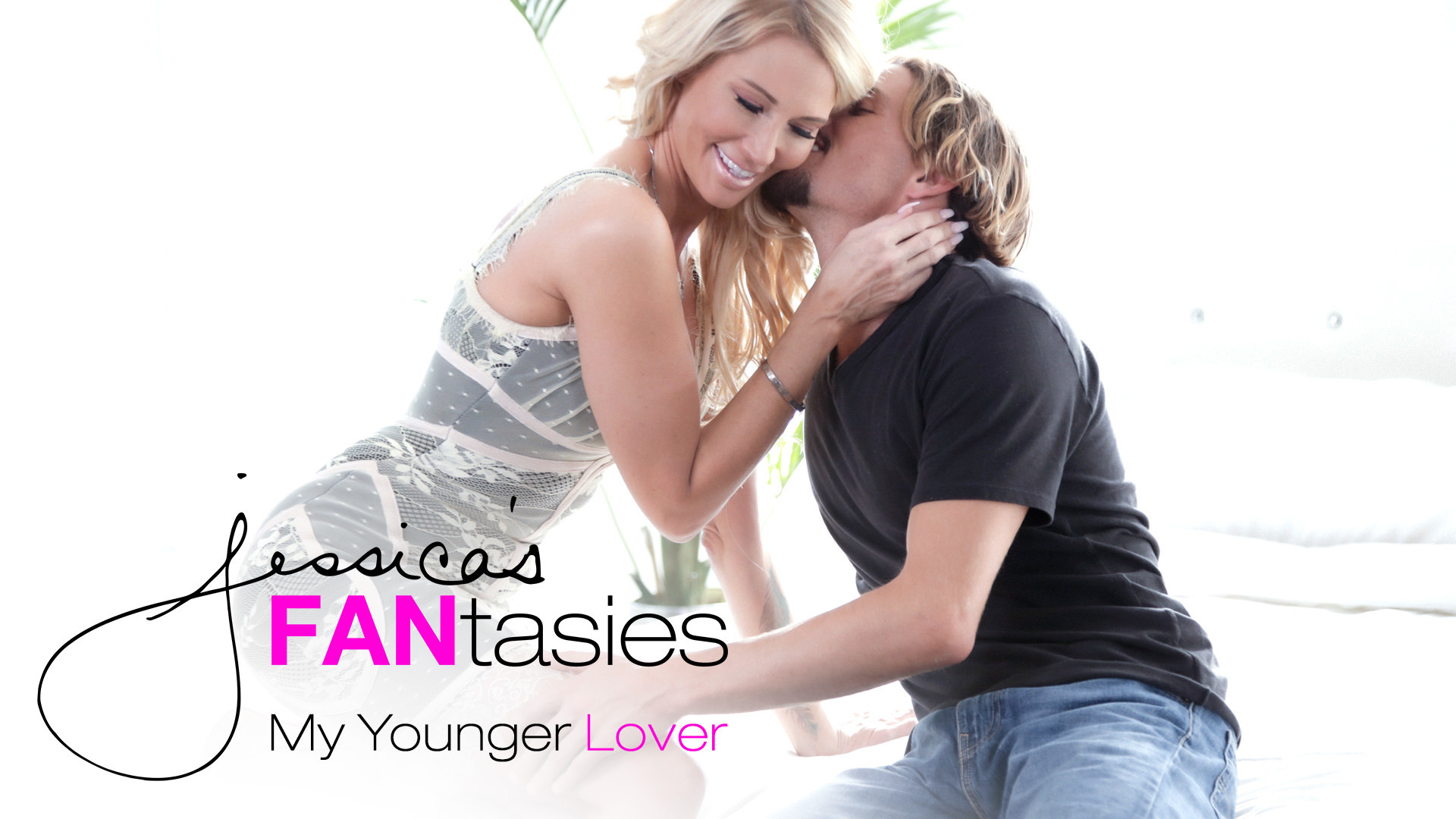 jessica's FANtasies - My Younger Lover