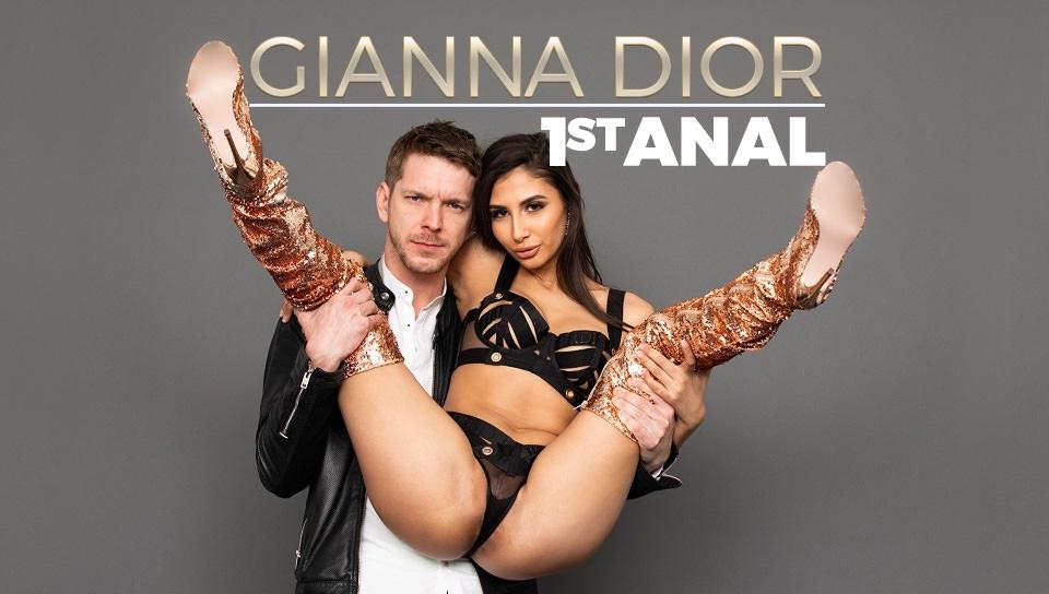 Gianna Dior's First Anal
